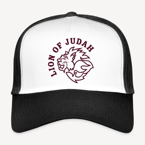 LION OF JUDAH - Trucker Cap