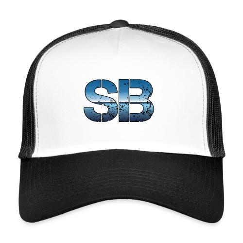 SB Logo - Trucker Cap