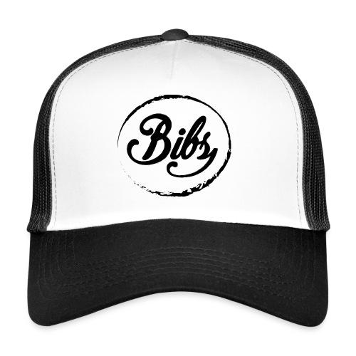 Bibs Logo Noir - Trucker Cap