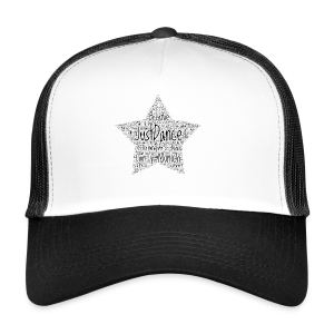 PAS Star black - Trucker Cap