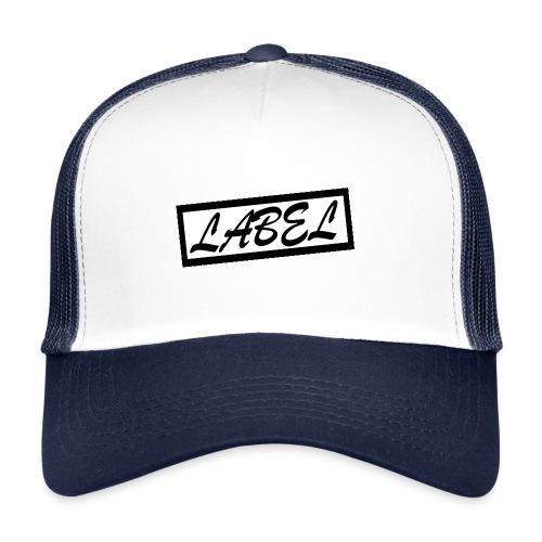 LABEL - Classic Logo - Trucker Cap