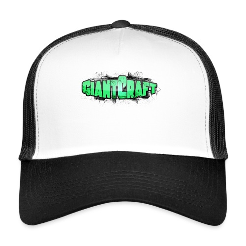 Dame T-Shirt - GiantCraft - Trucker Cap