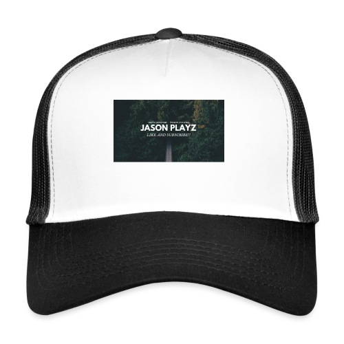 Jason Playz - Trucker Cap