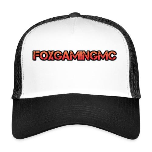 FoxGamingMC Pet - Trucker Cap