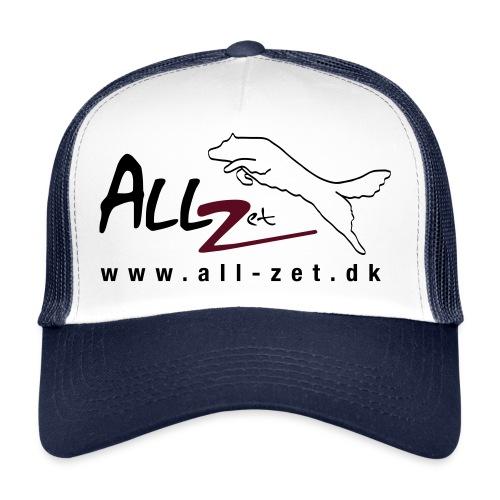 All Zet Logo - Trucker Cap