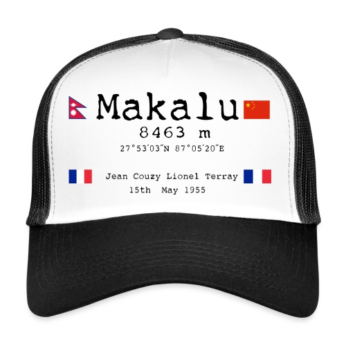 Makalublack - Trucker Cap