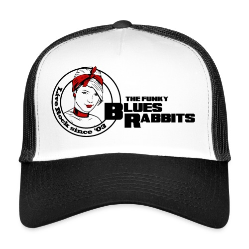 TFBR Logo 2020 Version Hannah - Trucker Cap