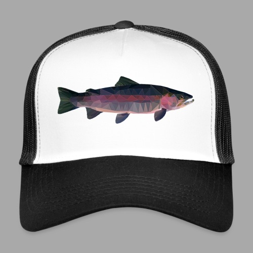 Trout - Trucker Cap