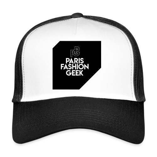 Paris Fashion Geek - Trucker Cap