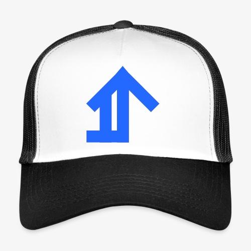 Blue Classic Design - Trucker Cap