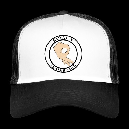 ROYAL S HAND - Trucker Cap