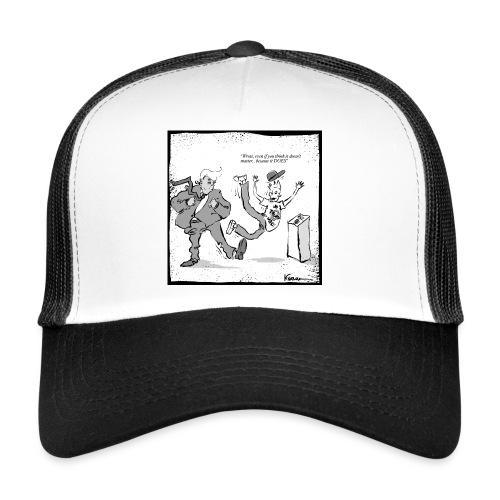 VOTE NOW - Trucker Cap