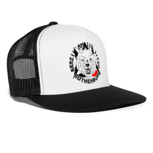 BJJ Wolf - Trucker Cap