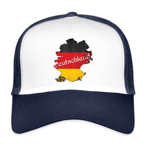 Deutschland - Trucker Cap