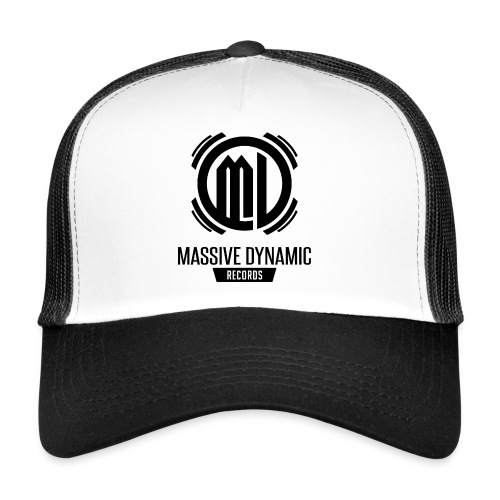 Massive Dynamic Records - Trucker Cap