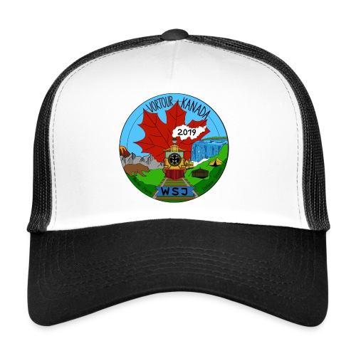 Vortour Kanada - Trucker Cap