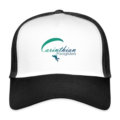 Carinthian Paragliders Logo 2019 - Trucker Cap