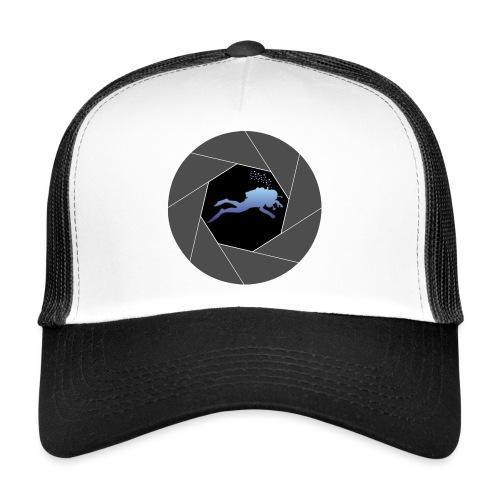 Taucher in Blende - Trucker Cap