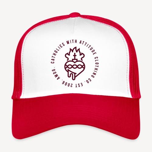 CATHOLICS WITH ATTITUDE CLOTHING CO. - Trucker Cap