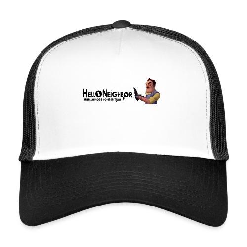 hello Neighbor - Trucker Cap