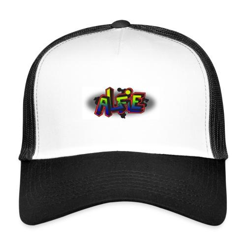 alfie Rainbow design - Trucker Cap