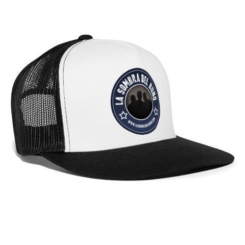 Logo/sombra - Gorra de camionero