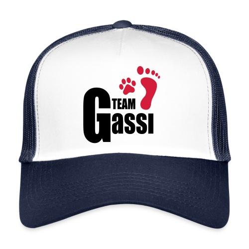 Vorschau: Team Gassi - Trucker Cap