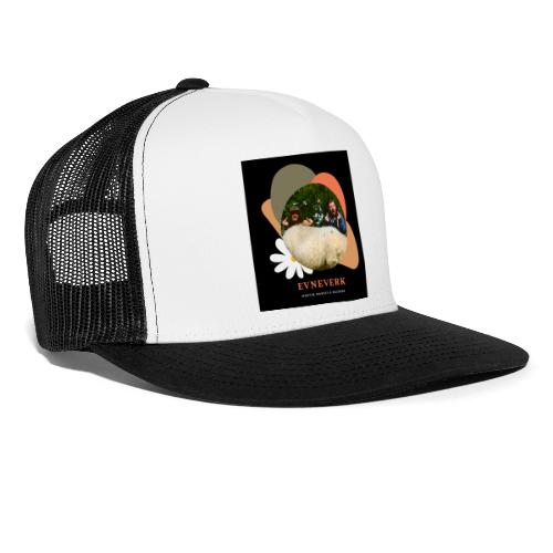 Evneverk Sheep Design - Trucker Cap