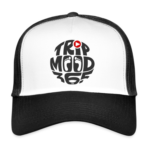 TRIPMOOD365 Traveler Clothes and Products - Trucker Cap