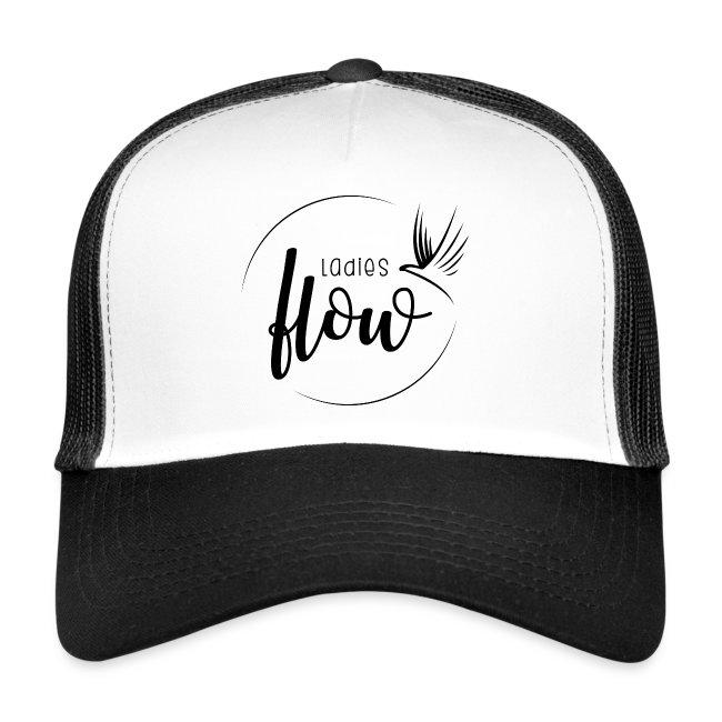Ladies Flow LO Logo Black