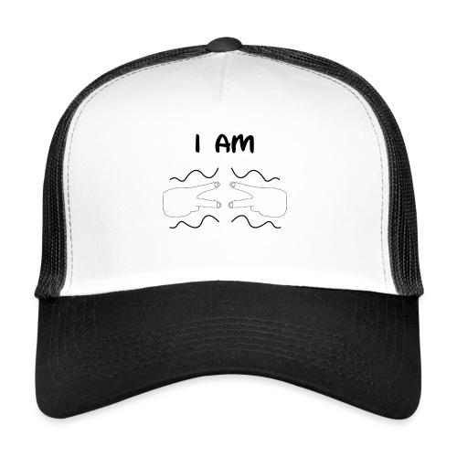 I Am Autism (Black) - Trucker Cap