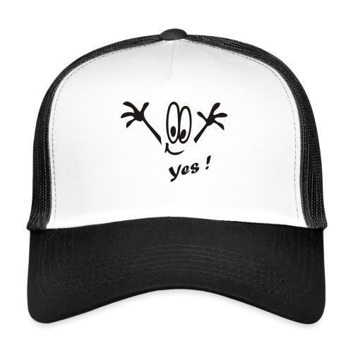 Yes ! Comic - Trucker Cap
