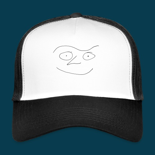 Chabisface Fast Happy - Trucker Cap