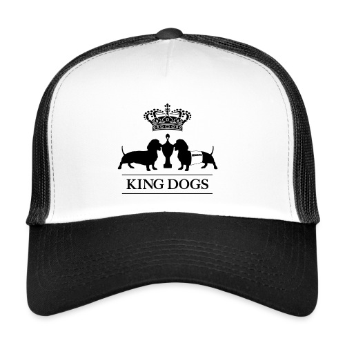 KING DOGS √ - Trucker Cap
