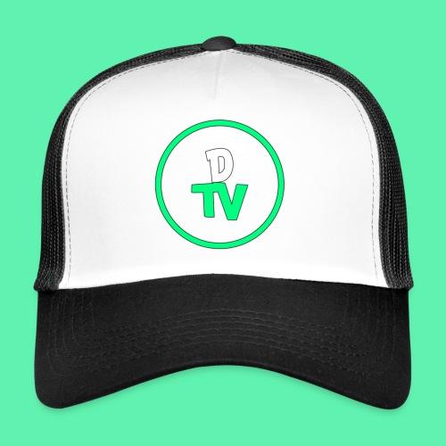 DTV Logo new - Trucker Cap