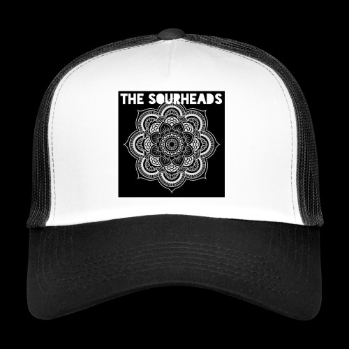The Sourheads Mandala - Trucker Cap