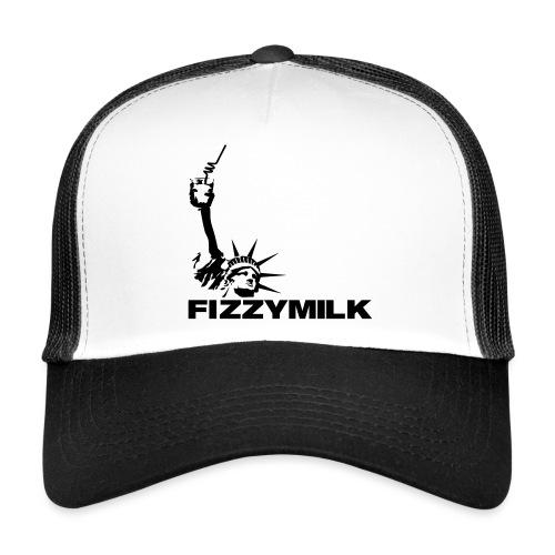 Fizzy Liberty blk - Trucker Cap