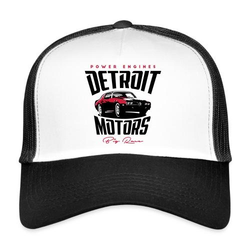 Detriot Motors - Gorra de camionero