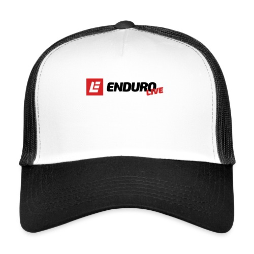Enduro Live Clothing - Trucker Cap