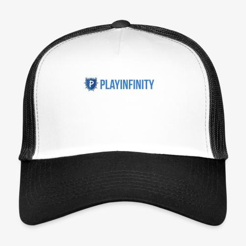 PlayInfinity-Logo - Trucker Cap