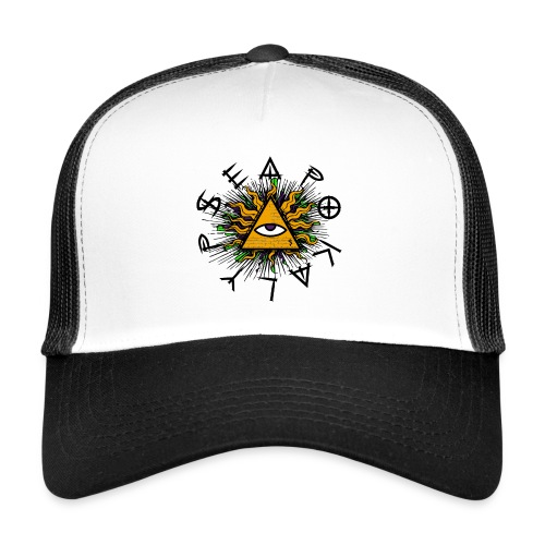 A_P_O_K_A_L_Y_P_S_E - Trucker Cap