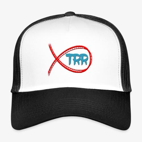 trr logo proper - Trucker Cap