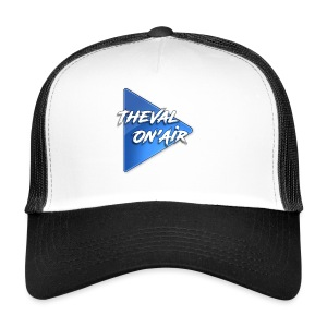 Logo TheVal On'Air - Trucker Cap