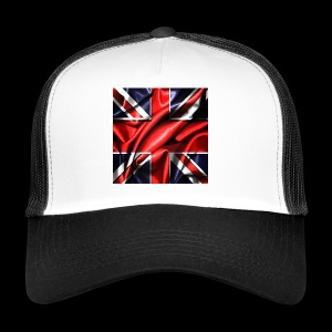 Union Jack design - Trucker Cap