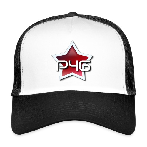 logo P4G 2 5 - Trucker Cap