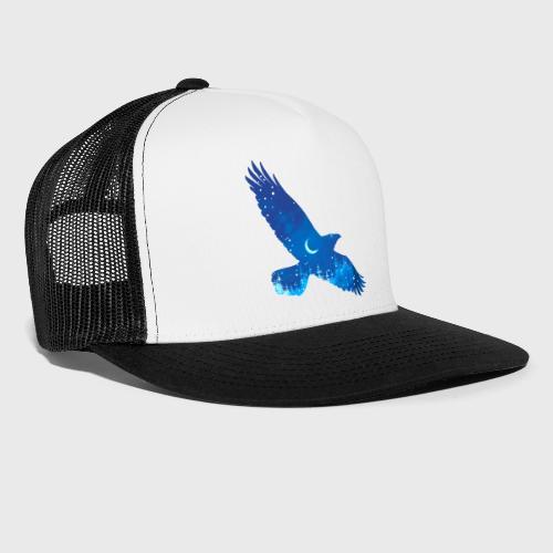 Oiseau Bleu d'hiver - Trucker Cap