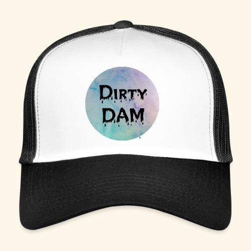 Dirty DAM dark - Trucker Cap