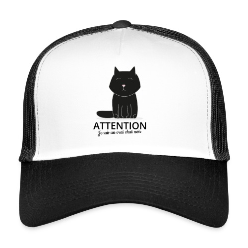 Chat noir - Trucker Cap