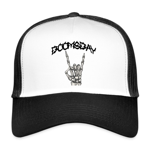 Doomsday logo 2019 - Trucker Cap