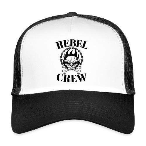 rebel crew - Trucker Cap